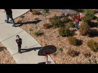 Trick Shot Titus 3 -- ft. Channing Tatum & Bradley Cooper